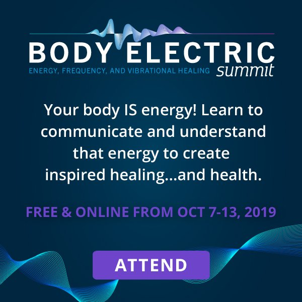 Your body is energy !Learn  to communicate    and understand that energy  to create inspired healing .. and health.