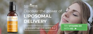 D with Lipasomal Delivery