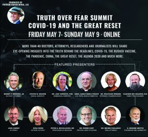 Truth Over Fear Summit Lineup